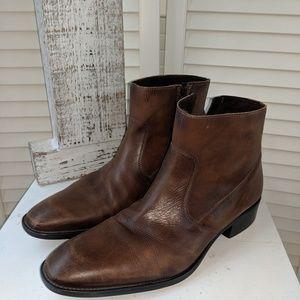 Also Men's Zip Up Boots